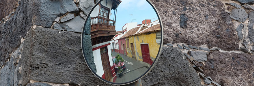 miroirs de surveillance